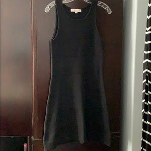 Loft knit tank dress